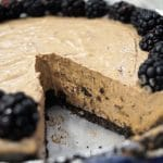 Vegan Chocolate Peanut Butter Pie 2