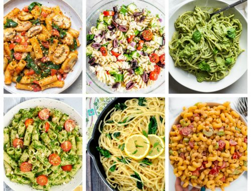 25 Tempting Vegan Pastas We Can't Live Without! 17