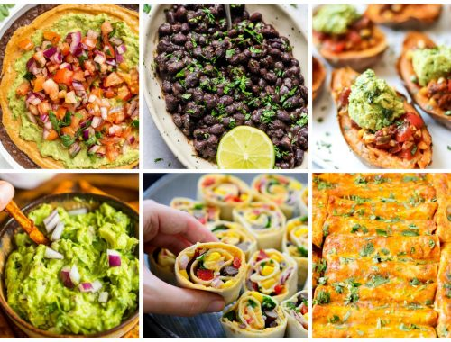 40 Festive Vegan Mexican Party Recipes 1
