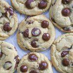 'Perfect' Vegan Chocolate Chip Cookies