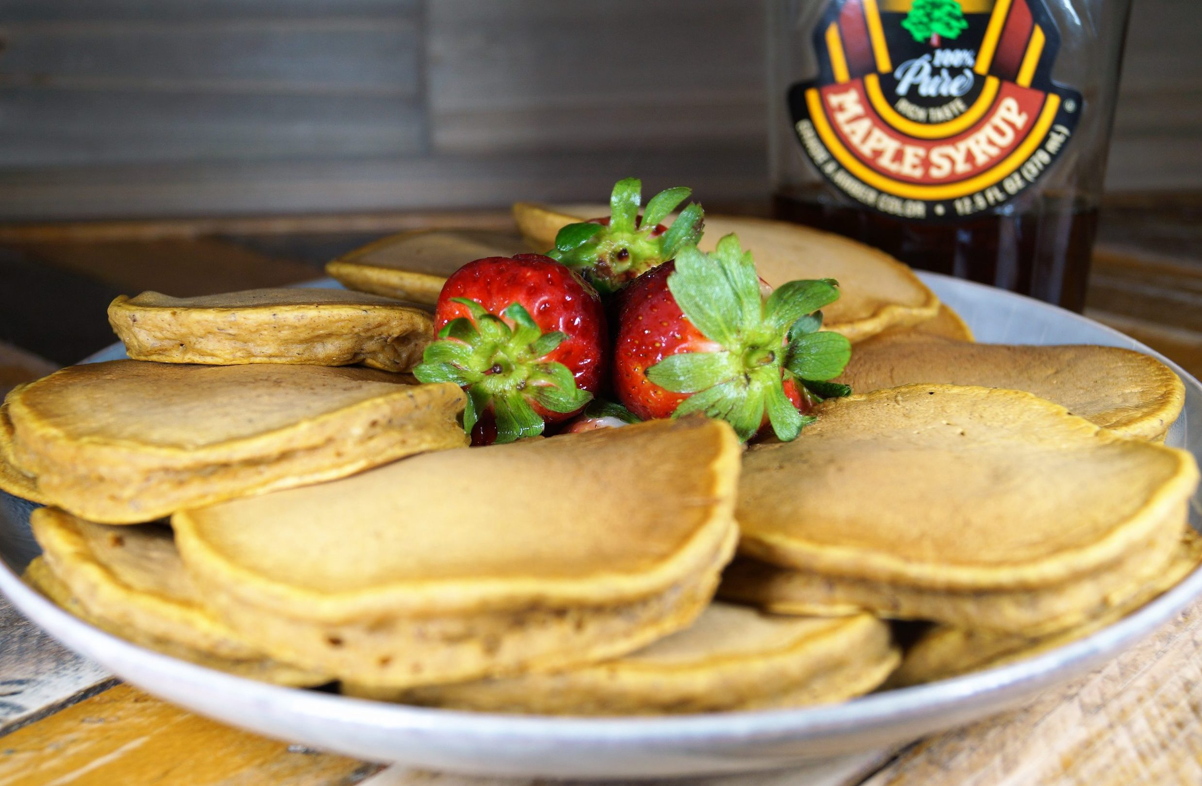 Vegan Pumpkin Pie Pancakes 3