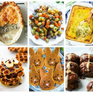 25 Vegan Easter Brunch & Dessert Ideas 26