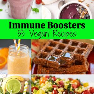 Immune Boost Roundup Pinterest