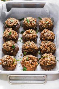 Vegan Thanksgiving Appetizers 8