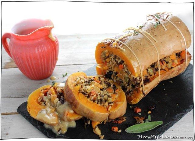 Vegan Thanksgiving Main Dish 5