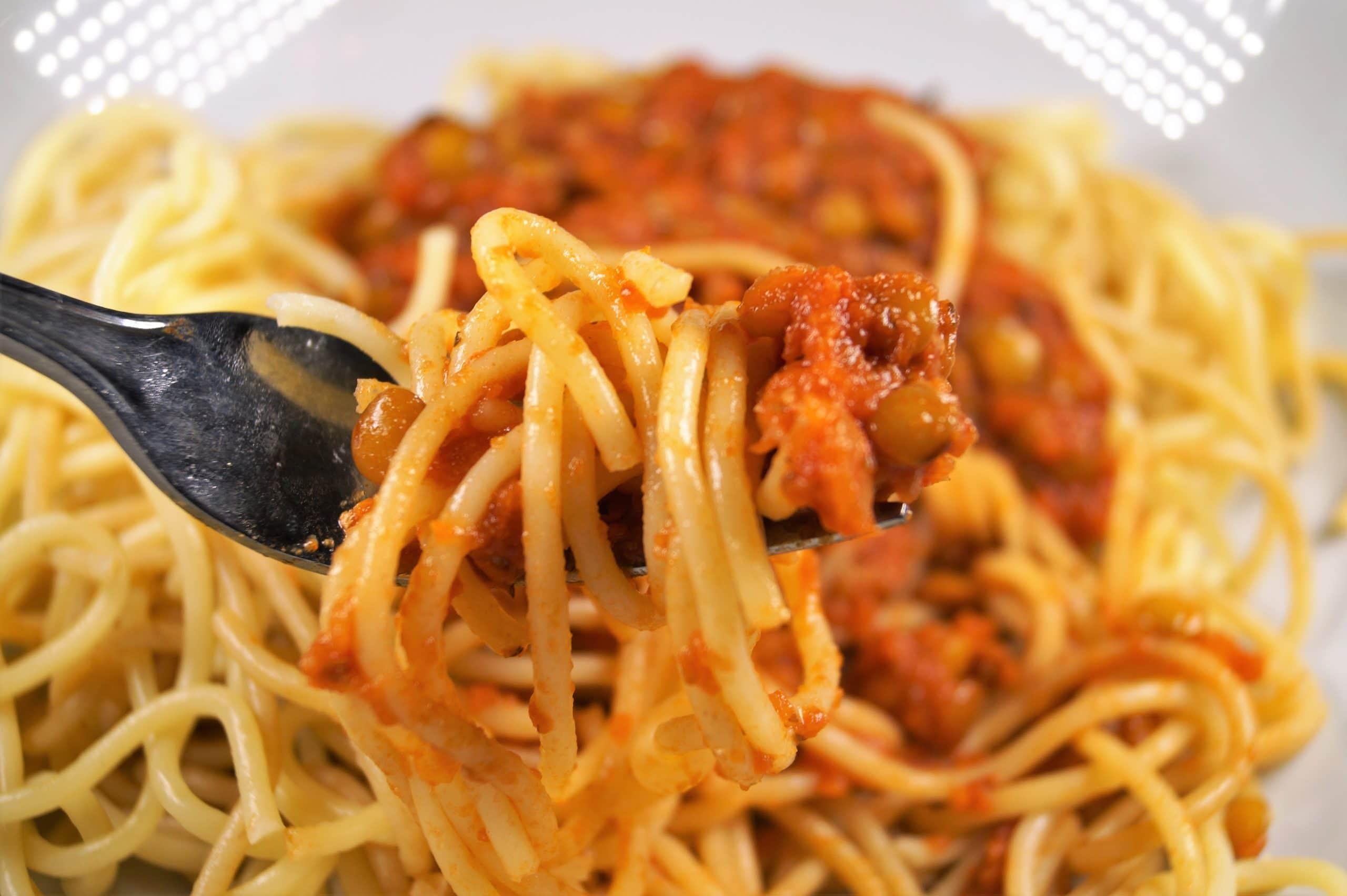 Vegan Lentil Bolognese 2
