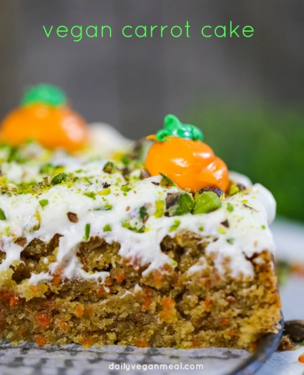 Vegan Carrot Cake 3
