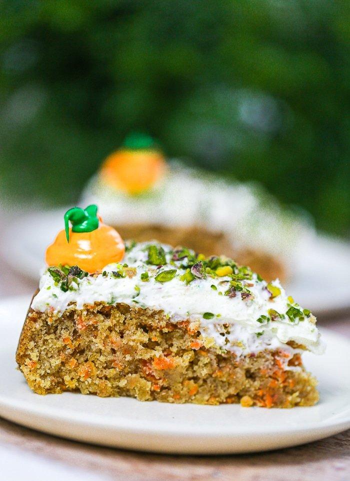 Vegan Carrot Cake 5