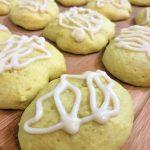 Vegan Lemon Cookies 12