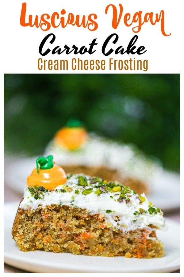Vegan Carrot Cake 2