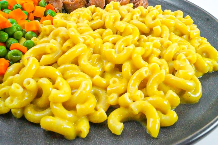 Best Ever Easy Vegan Macaroni and Cheese