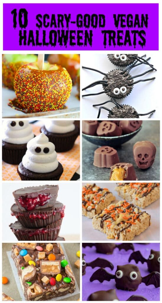 10 Scary Good Vegan Halloween Treats
